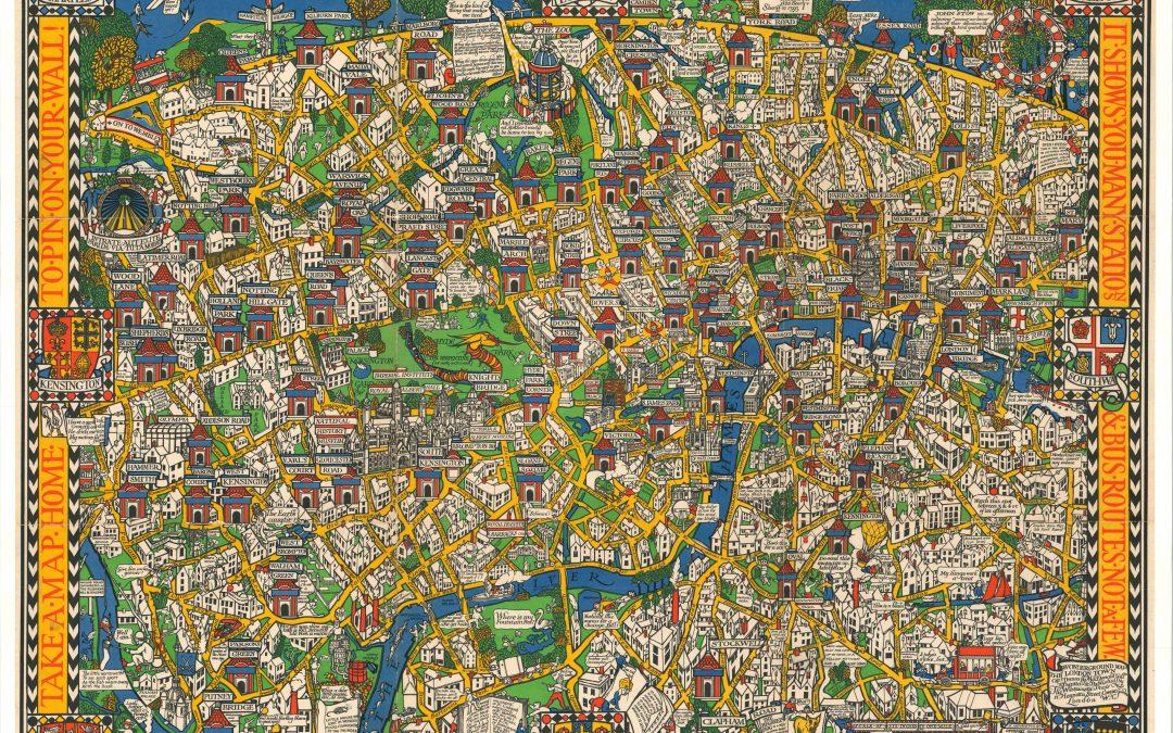 [The Wonderground Map]
