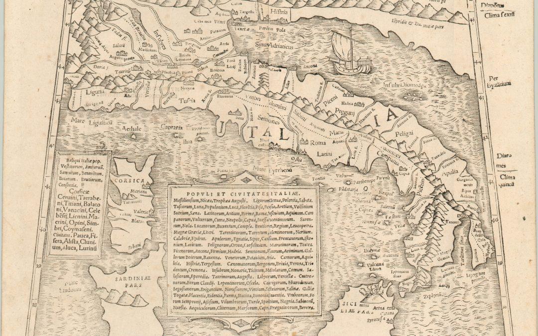 Tabula Italiae