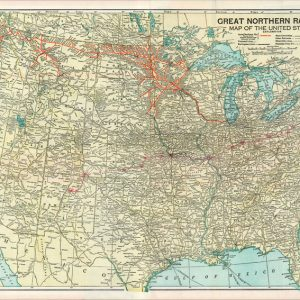 Railroads | Curtis Wright Maps